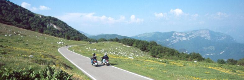 Motorradstrecken