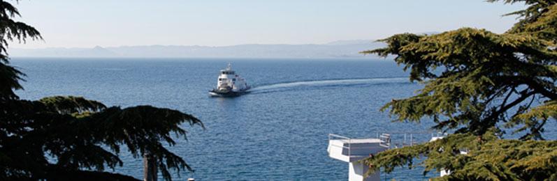 Summer Navigation on Lake Garda Torri del Benaco - Toscolano - Maderno