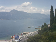Photo von Torri del Benaco am Gardasee - Webcam Gardasee